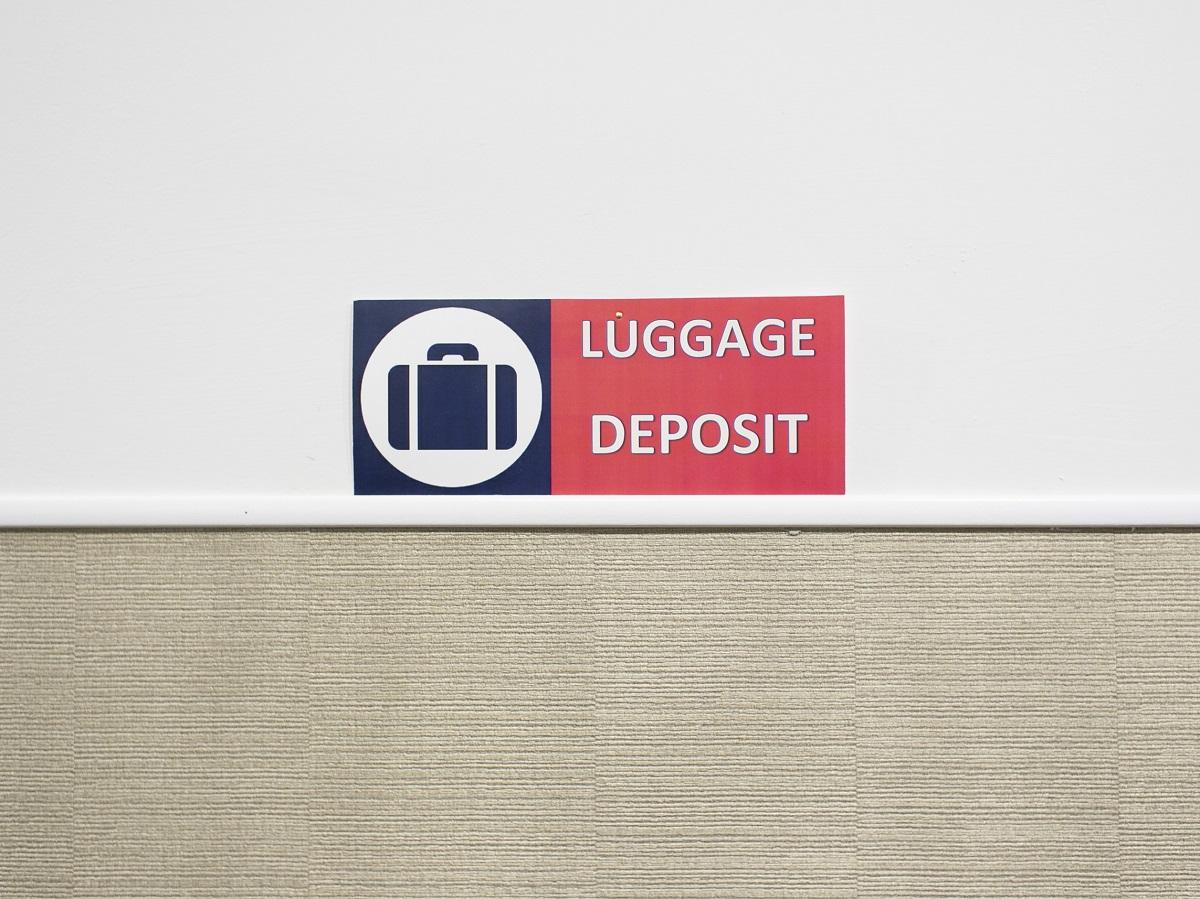 luggage deposit hotel loggia fiorentina florence